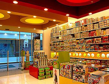 Магазины детских игрушек