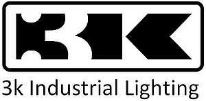 Логотип 3k Industrial Lighting, Группа компаний